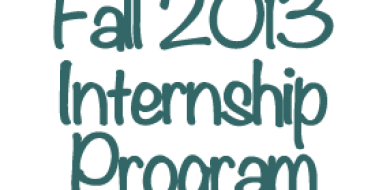 Meet the fall 2013 interns of the Digett Internship Program