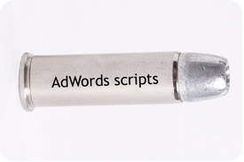 AdWords scripts key to AdWords success