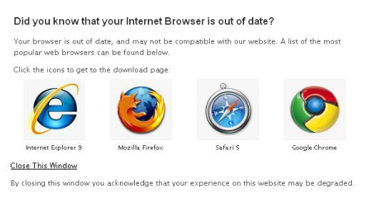 Web Browser Frame Png